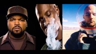 Ice Cube - DMX - Moby  -  We Be Clubbin Extreme Ways (MashUp)