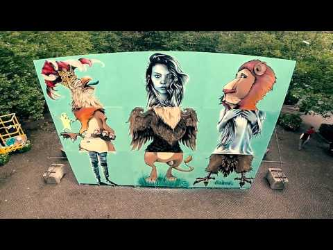 CADAVRE EXQUIS MALMÖ by ARTSCAPE (feat. Christina Angelina, Zadok & Bless)