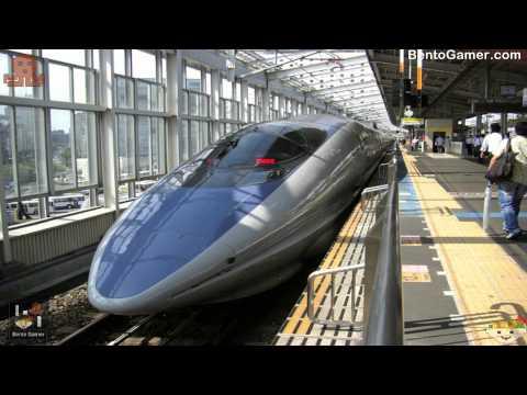JRPass, boletos para el tren bala #BentoGamerJapan