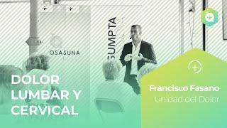 💛Osasuna Kalean: Dolor Lumbar y Cervical (Dr. Francisco Fasano)