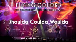 Watch Flying Colors Shoulda Coulda Woulda video