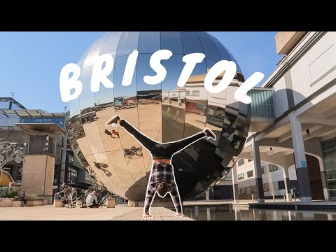 Exploring free things to do in Bristol