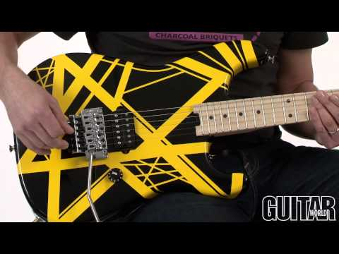 EVH Striped Series Guitar