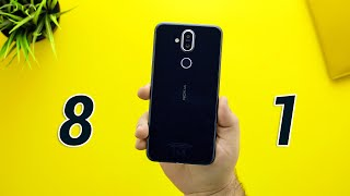 NOKIA 8.1 Review | ياما في التك مظاليم !!