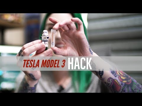 Tesla Model 3 Hack