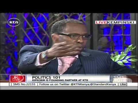 "Jeff Koinange Live with lawyers Ahmednasir Abdullahi ""The Grand Mullah"" and Donald Kipkorir part 1"