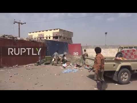 Yemen: Battle for Hodeidah rages around university quarter