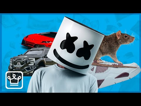 15 CRAZY Expensive Things Marshmello OWNS