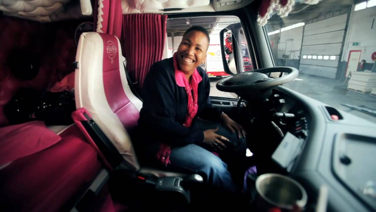 Truck Driver Stock Photos and Images