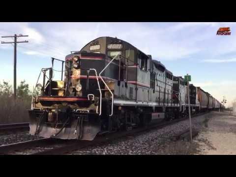 CANDO RAIL ON THE CN MAINLINE WINNIPEG WILKES AVE | AvidRailer