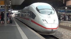 ICE & IC Züge in Düsseldorf Hbf (16.07.13) Teil 1