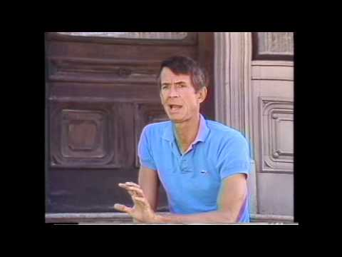 PSYCHO II - Anthony Perkins Interview