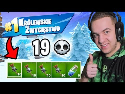 TYLKO LEPY CHALLENGE - Fortnite Battle Royale