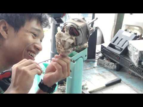 แนวทางการเช็คซ่อมพัดลม 16นิ้วimarflex รุ่น if-9200  อาการ ไม่หมุน