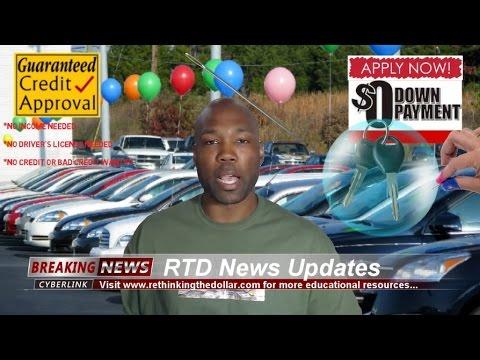 RTD News: Subprime Auto Loans & Fraud
