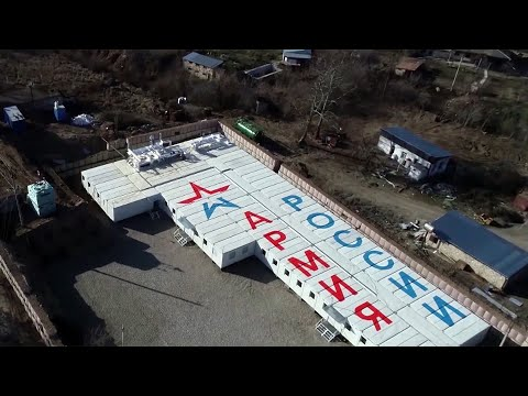 В Нагорном Карабахе до конца апреля должен заработать мобильный госпиталь для российских миротворцев