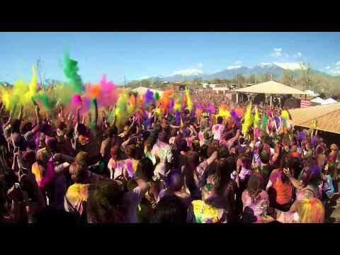 2013 Holi (Festival Of Colors) - Spanish Fork, UT