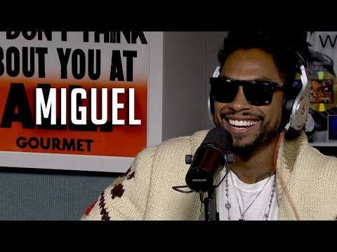 Miguel gives an inside look at the Met Gala, His New Album + Opens up about his Relationship!