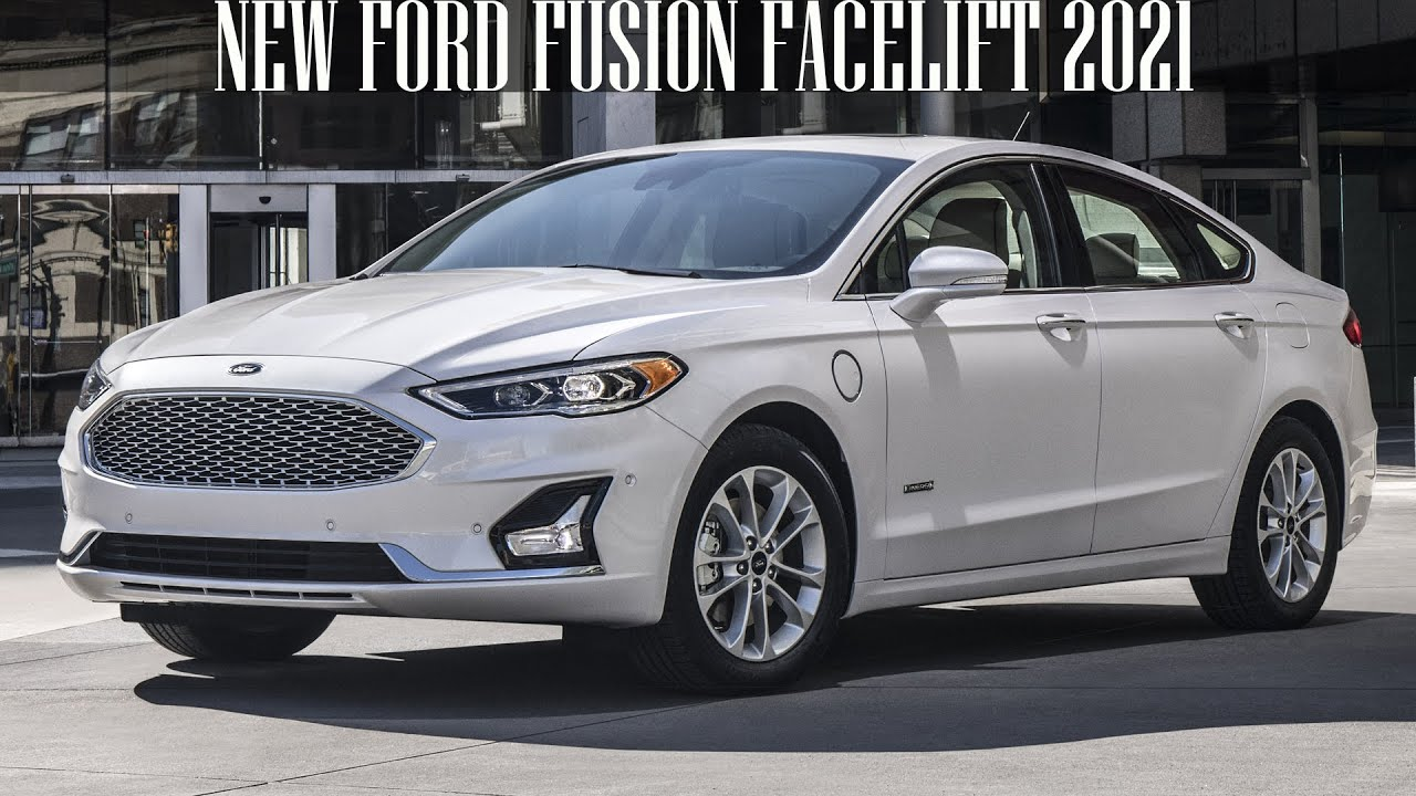 2021 Ford Mondeo Price and Review