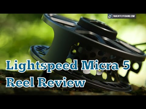 Lamson Lightspeed Micra 5 Fly Reel Review