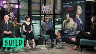 "Julian Fellowes, Michael Engler & Elizabeth McGovern Discuss Their Film, ""The Chaperone"""