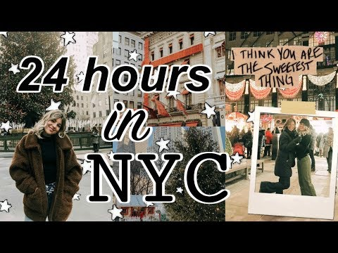 I surprised my mom with a 24 hour trip to NYC