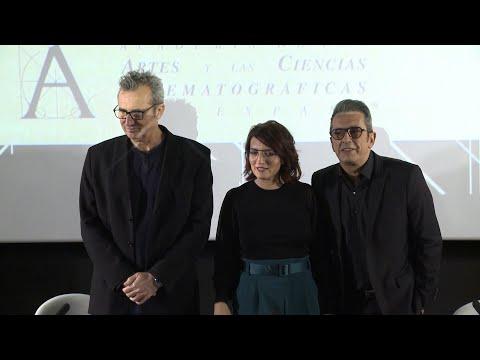 """Buenafuente e Abril prometen uns Goya """"dinámicos"""" e sen moito sarcasmo"""