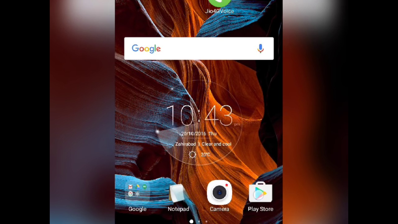 How to open vr split screen mode in any Android phone and in all lenovo  mobiles easily YouTube