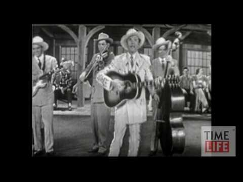 Time Life releases Hank Williams' Mother's Best Recordings