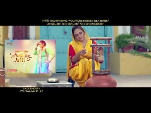 Satvir Sidhu - Stunning Jatti | Promo | Fantasy Records