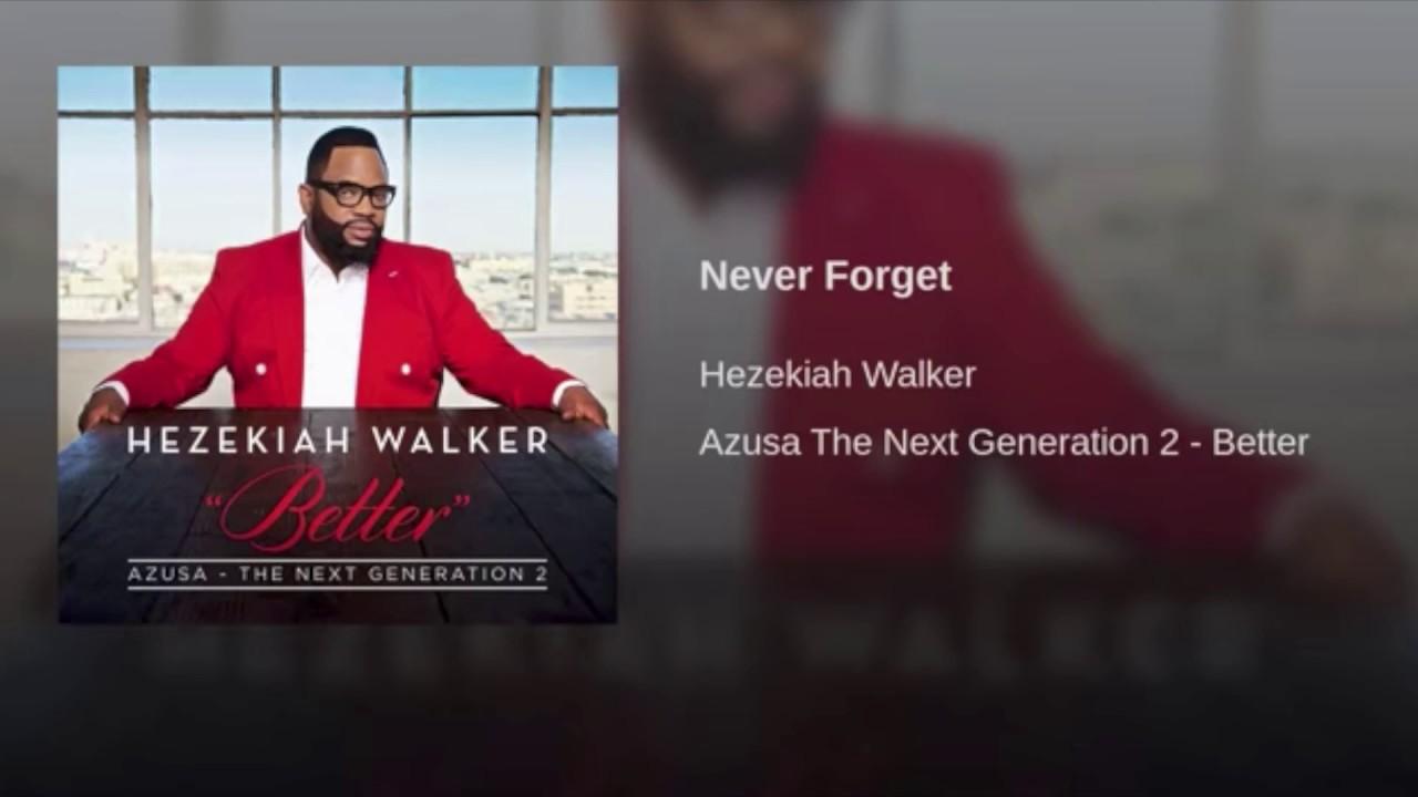 Bishop hezekiah walker and the power of healing