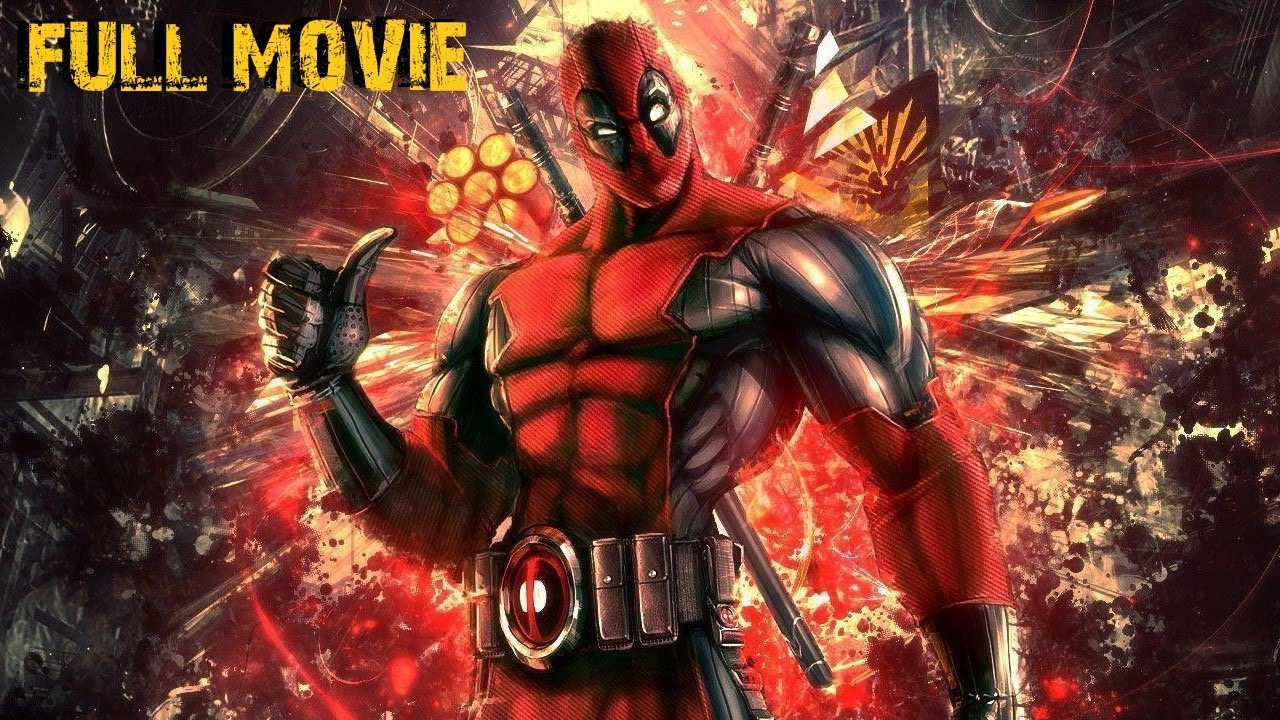 Download 🍿 Deadpool Full Movie 1080p 60fps