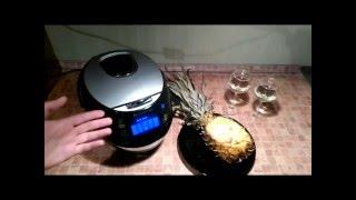 Домашние видео рецепты - свинина с ананасами в мультиварке