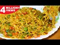 Masala Maggi Recipe | Vegetable Masala Maggi | Easy & Tasty Maggi - Kanak's Kitchen