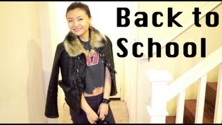 Back to School Outfits: Winter to Spring 2013 Fashion Style Lookbook Thumbnail