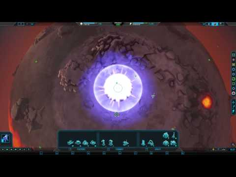 planetary annihilation how to use halley
