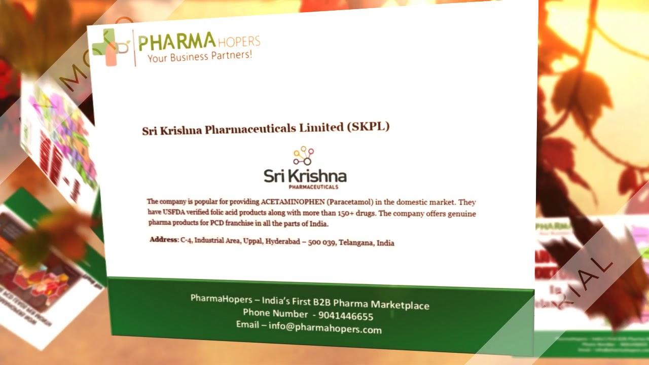 Top 10 PCD Companies in Telangana | Pharma Franchise in Telangana Hyderabad