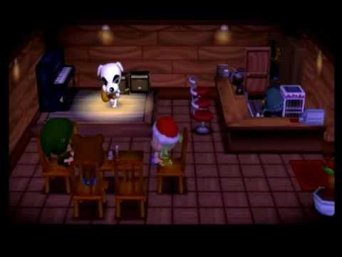 K.K. Slider - Only Me - Animal Crossing City Folk