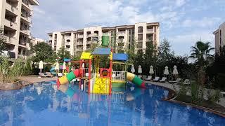 Болгария Солнечный Берег обзор Отеля