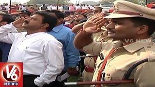68th Republic Day Celebrations In Telangana State   V6 News