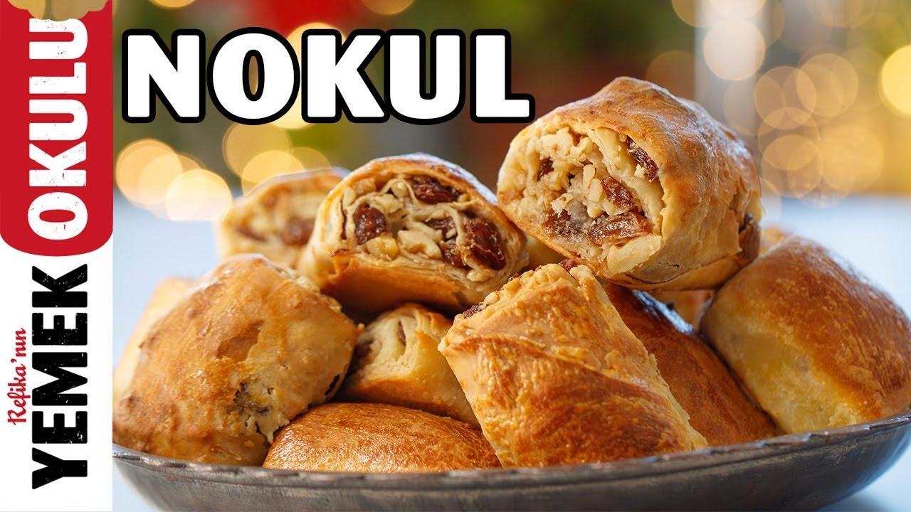 Samsun'un Meşhur Bafra Nokulu Tarifi | Burak'ın Ekmek Teknesi