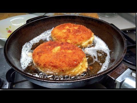 Мамины картофельные зразы, прямо тают во рту - бюджетный вариант. Вкусные рецепты