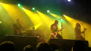 Claustrofobia - Intro + War Stomp (Live in Sao Paulo, Brazil 2012)