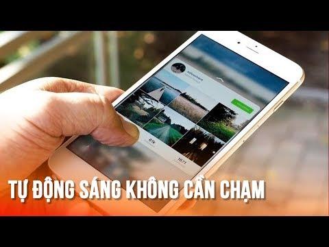Tắt bật màn hình iPhone mà không cần dùng bất kỳ phím cứng nào