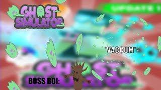 Luigi's Mansion à Roblox - Simulateur fantôme - Roblox