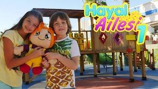 Ayla Ablanızın Melikeye Eşek Şakası Ve Ponçikle Oyunları !!