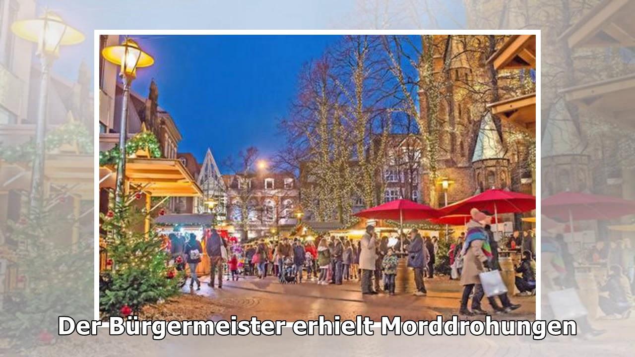Weihnachtsmarkt Elmshorn.Lichtermarkt Statt Weihnachtsmarkt Streit In Elmshorn Haz Hannoversche Allgemeine