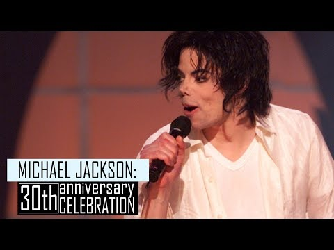Michael Jackson - 30th Anniversary Celebration Concert - GMJHD
