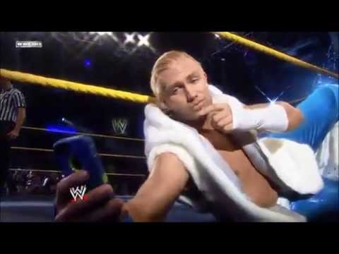 Tyler Breeze NXT debut