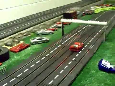 how to build a slot car track 1 32